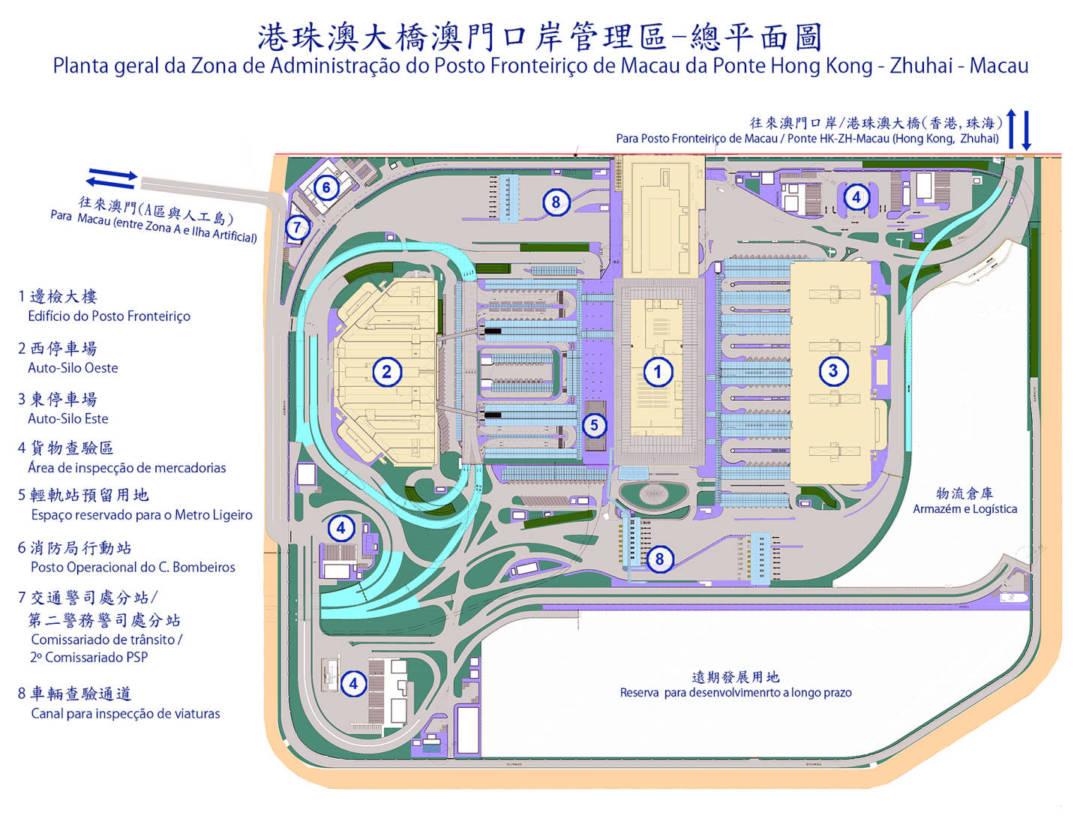 李國輝表示,業界尚未清楚的物流中心安排。