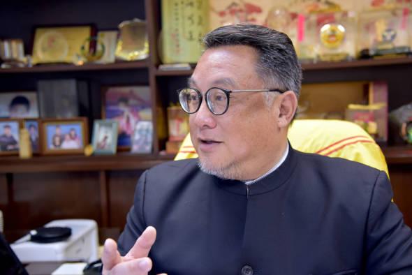 經濟發展委員會委員李國輝。