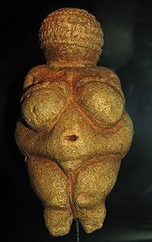 維倫多爾夫的維納斯 Willendorf Venus, 1468