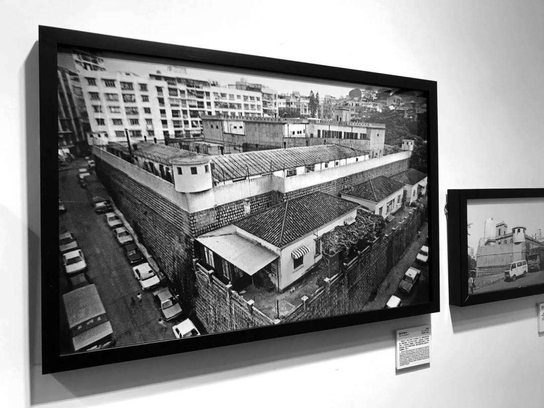 例如相片顯示,現在俾利喇街近鏡湖醫院一端,以往曾是「市牢」,即監獄。