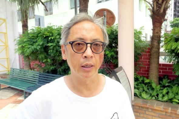時事評論員蔡梓瑜。