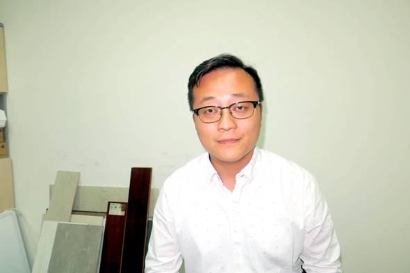 中區社諮委陳桂舜。