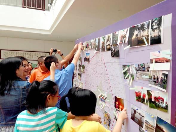 規劃團隊舉辦多種活動接觸居民,居民亦積極發表意見。