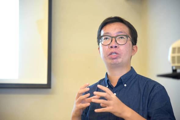 廣州社區規劃師黃潤琳。
