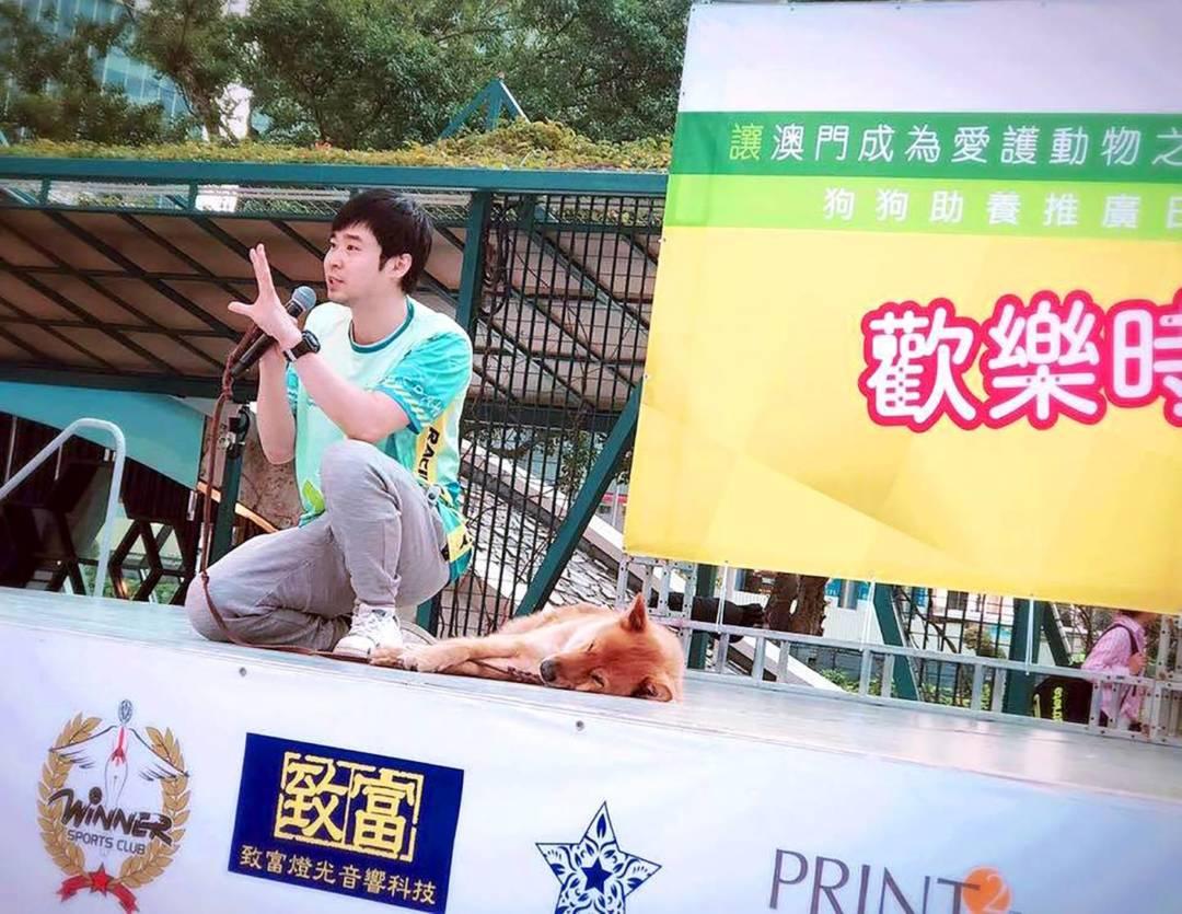 作為犬隻訓練師和動保團體的一員,包文俊覺得近年來人與寵物之間的分歧漸趨顯著。