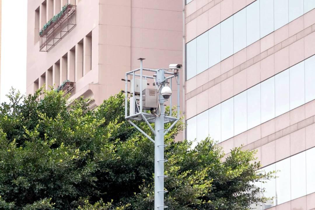 當局計劃於2020年前分四階段安裝1620支鏡頭