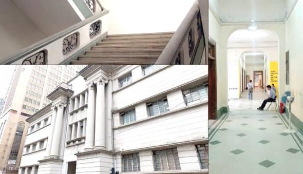 文化局曾表示將保留建築立面、廊道及樓梯等建築特色。