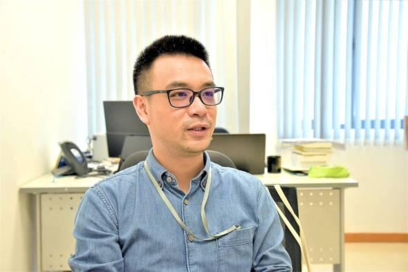公共行政學者楊鳴宇。