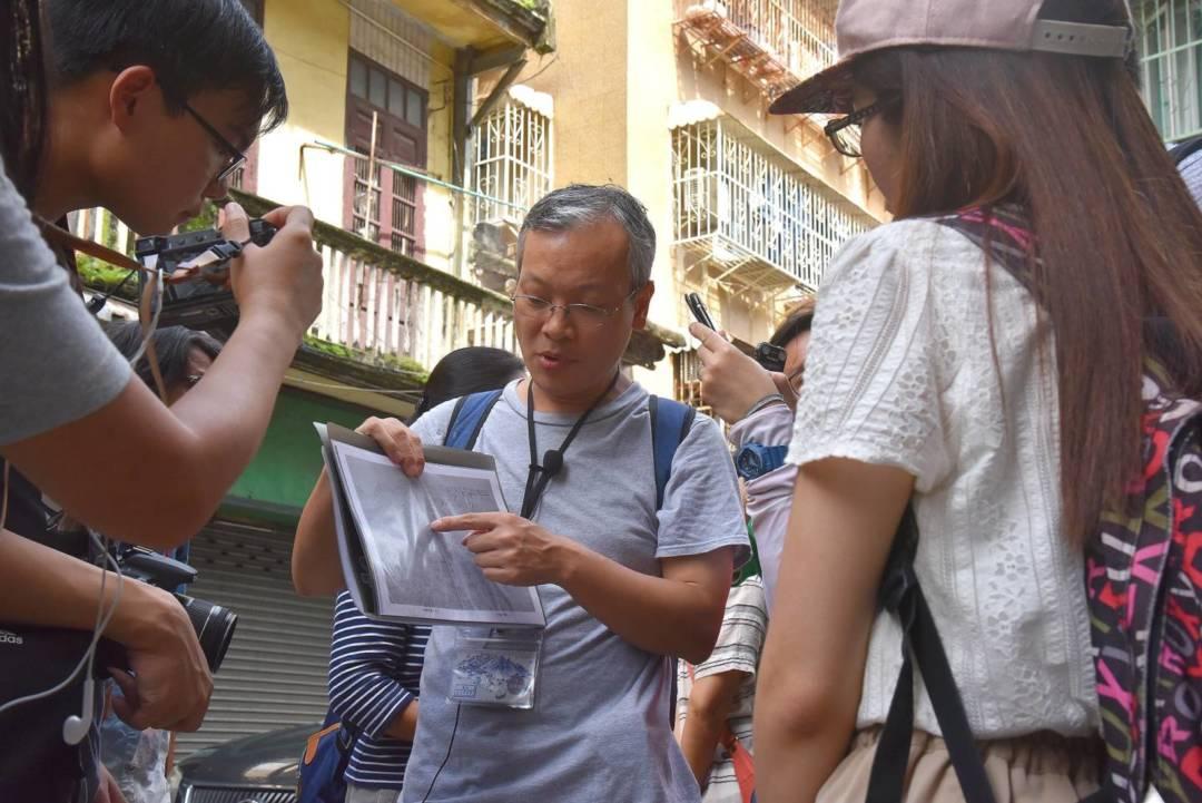 法國文化遺產建築師呂澤強