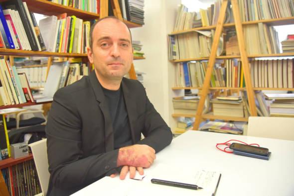 CURB—建築與城市中心的創始人及總監Nuno Soares。