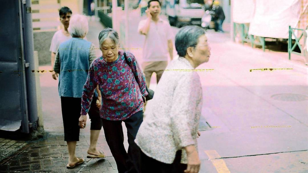 下環街.攝於 2011 年(©我不知道還能為下環街做什麼)