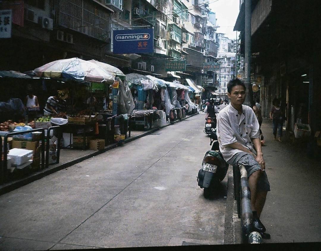下環街.攝於 2008 年(©我不知道還能為下環街做什麼)