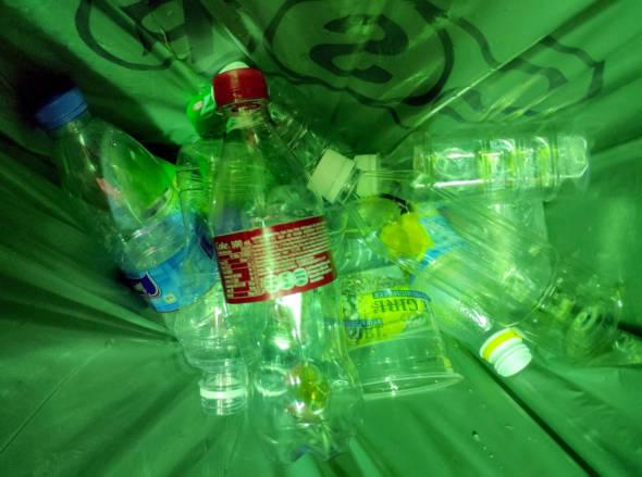 我們其中最重要的工作就是,保護好回收物。