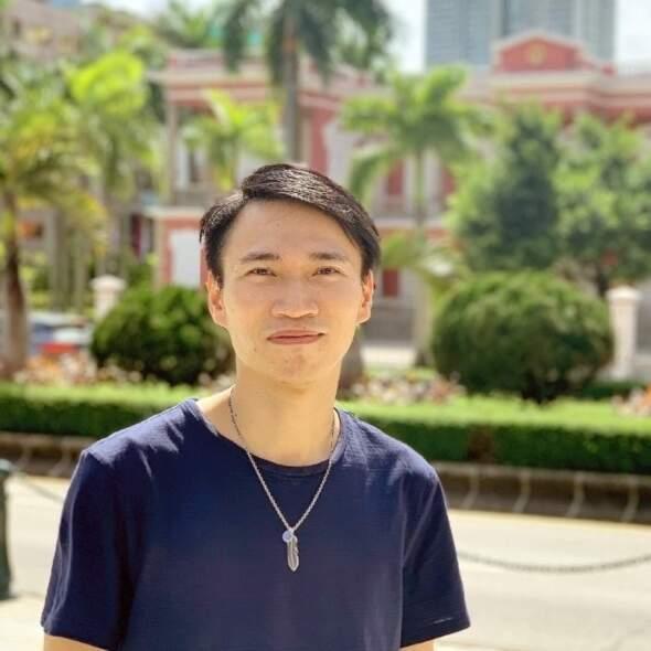 文遺會委員、澳門文遺研創協會會長譚志廣。