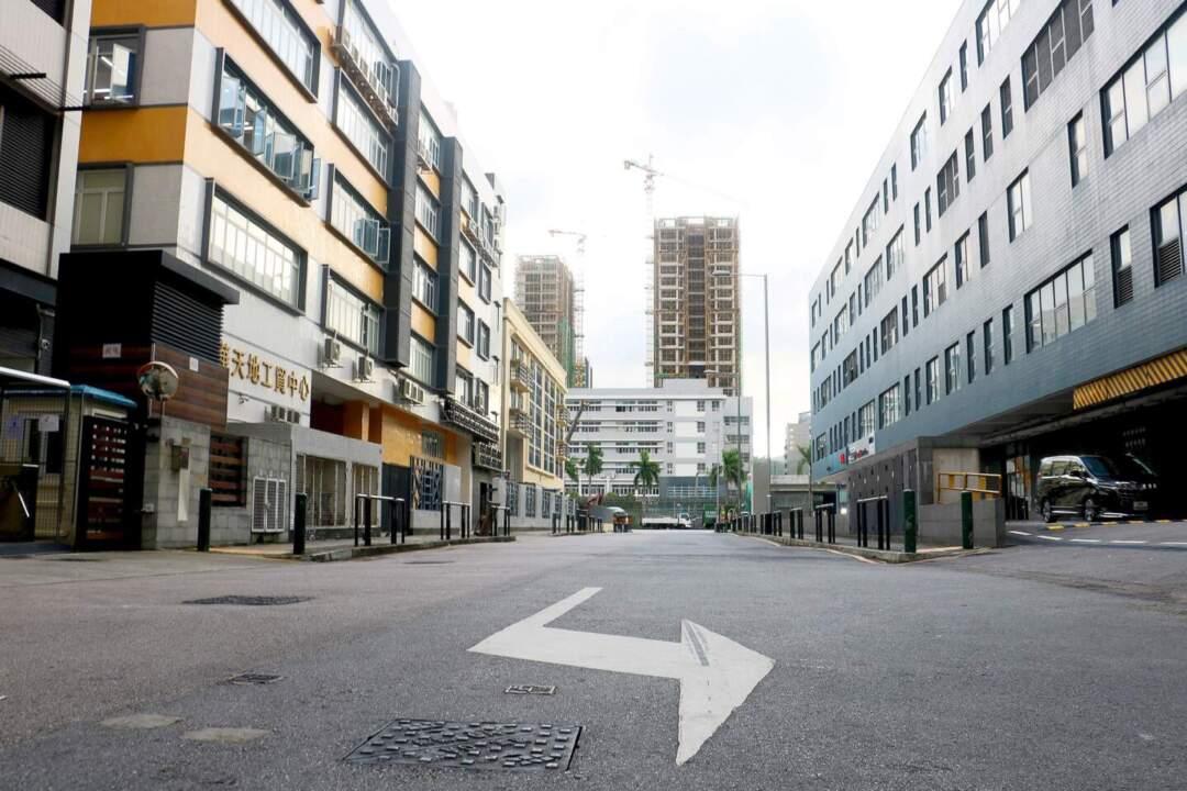 《總規》草案建議將市內工業遷至四個工業區,但青洲跨工區已沒多少土地。