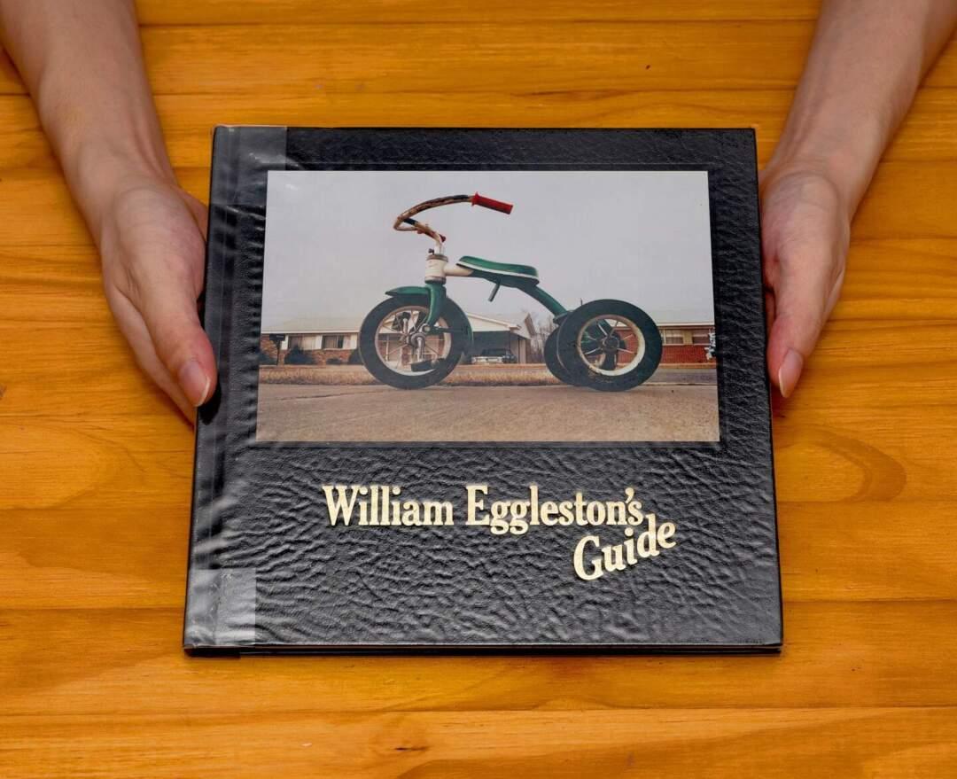 《William Eggleston's Guide》。相片由方言社提供