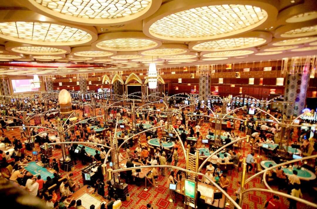 曾有指,澳門首次競投賭牌時,美資博企除了在澳門開賭,也會將外地龐大的會展資源分一點來澳。但後來因為澳門種種原因,最後沒有成事。網上圖片