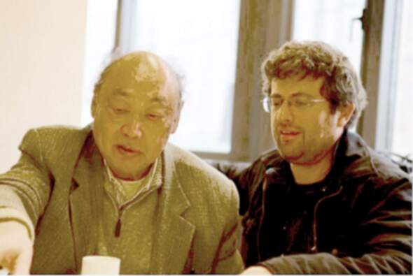 紀錄片《繆鵬飛》導演Pedro Cardeira。相片由Pedro Cardeira提供