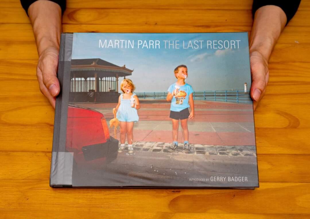 Martin Parr 《The Last resort》。相片由方言社提供