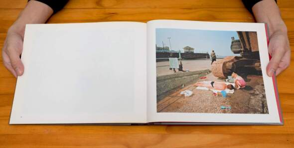 Martin Parr 《The Last resort》。相片由方言社提供