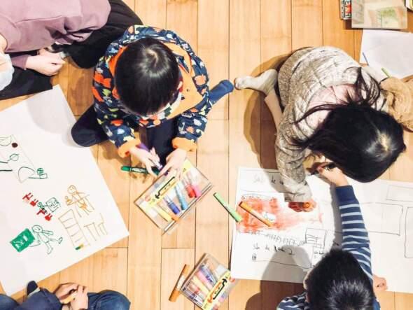 「井井兒童繪本學——夢想中最好的學校」 ,主持:Summer楊冠瑩。