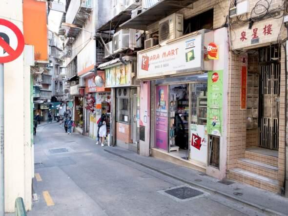 身在香港的Dora好想念紅窗門一帶的東南亞美食。