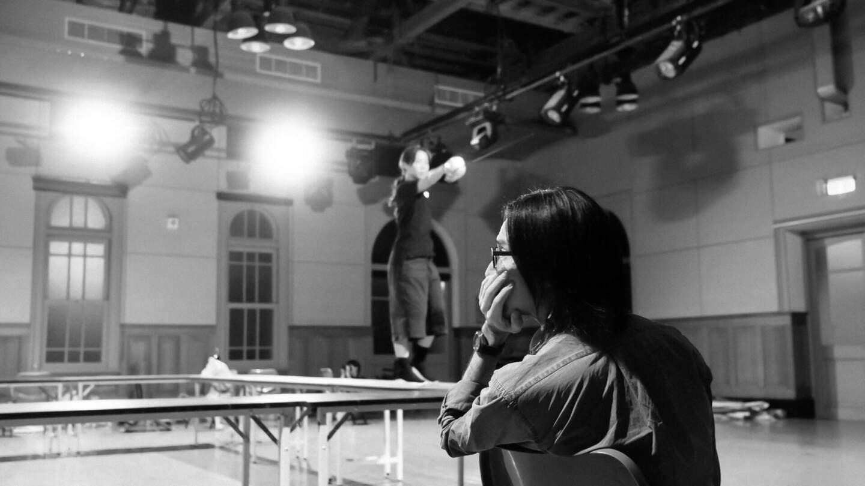 劇場工作者莫兆忠。攝影:張銘洋