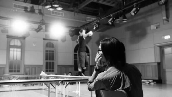 劇場工作者莫兆忠。攝影:曾生元
