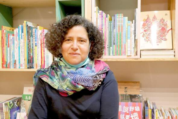 學者Vera Borges。