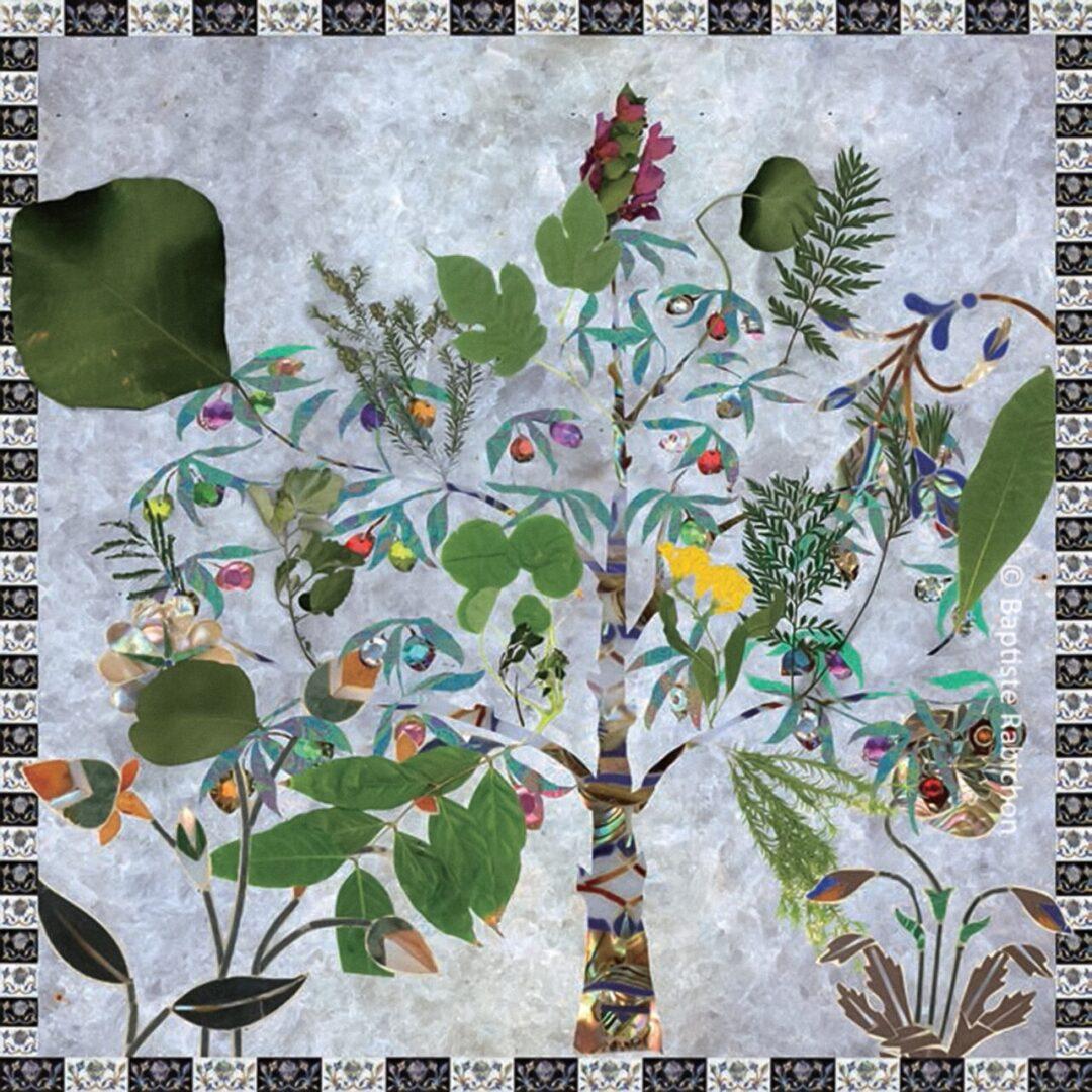 〈洛迪花園樹木〉系列作品之一© Baptiste Rabichon,相片來源:文化局